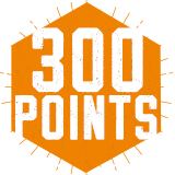 300 All Point $300.00